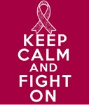 Multiple Myeloma Keep Calm Fight On Shirts
