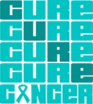 CURE Ovarian Cancer Collage Shirts