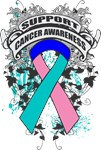 Support Thyroid Cancer Awareness Shirts