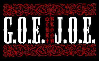 G.O.E. J.O.E.