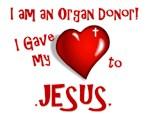 I am an Organ Donor!