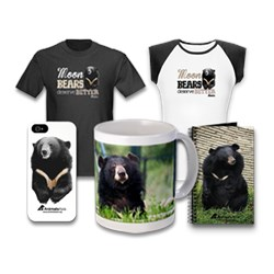 Moon Bear Items