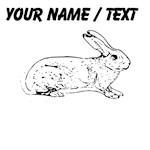 Custom Bunny Sketch
