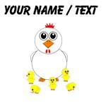 Custom Mother Hen