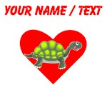 Custom Turtle Heart