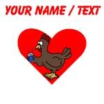 Custom Chicken Heart