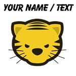 Custom Cute Tiger
