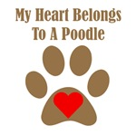 My Heart Belongs To A Poodle