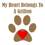 My Heart Belongs To A Griffon