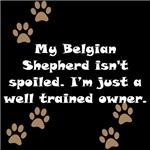 Well Trained Belgian Shepherd Owner