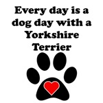 Yorkshire Terrier Dog Day