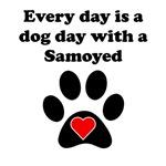 Samoyed Dog Day