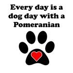 Pomeranian Dog Day