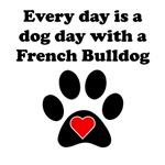 French Bulldog Dog Day