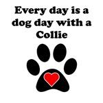 Collie Dog Day