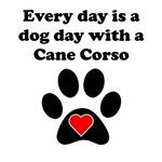Cane Corso Dog Day