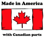 Made In America With Canadian Parts