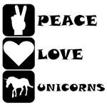 Peace Love Unicorns