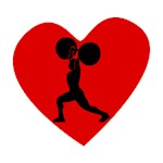 Weightlifting Heart