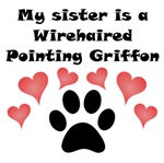 My Sister Is A Wirehaired Pointing Griffon