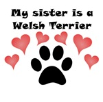My Sister Is A Welsh Terrier