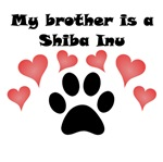 My Brother Is A Shiba Inu