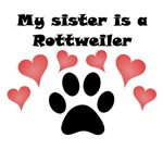 My Sister Is A Rottweiler