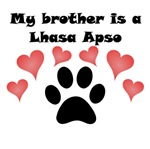 My Brother Is A Lhasa Apso