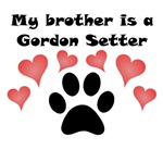 My Brother Is A Gordon Setter