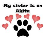 My Sister Is An Akita