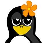 Girl Penguin