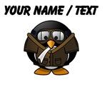 Custom Pilot Penguin