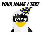 Custom Wizard Penguin