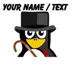 Custom British Penguin