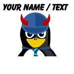Custom Evil Boss Penguin