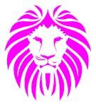 Pink Lion Mane