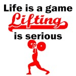 Lifting Is Serious