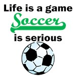 Soccer Is Serious