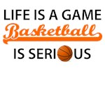 Basketball Is Serious