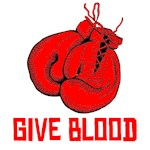 Boxing Give Blood