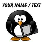 Custom Tablet Penguin