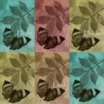 Love, Dream, Hope Butterflies