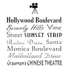 Hollywood Streets