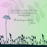 Zen Beyond Ideas Rumi
