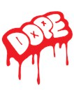 Dope Dripping Red
