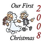 Our First Christmas 2008