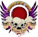 Sinner's Gin World Tour (Cities)