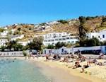 Greek Beach Day, Photo / Digital Painting