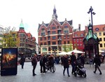 An Afternoon in Copenhagen, Photo / Digital Painti