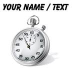 Custom Stopwatch